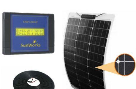 Combien de temps durent les batteries des panneaux solaires?